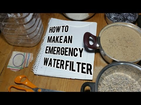 Best Emergency Water Filter for 2020 - Reviews, Comparison and Ideas 1