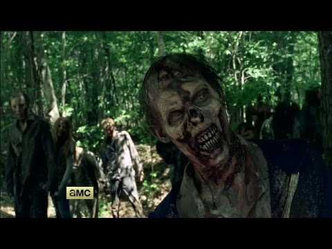 THE WALKING DEAD - Season 5 | Trailer 'Never Let Your Guard Down' | HD