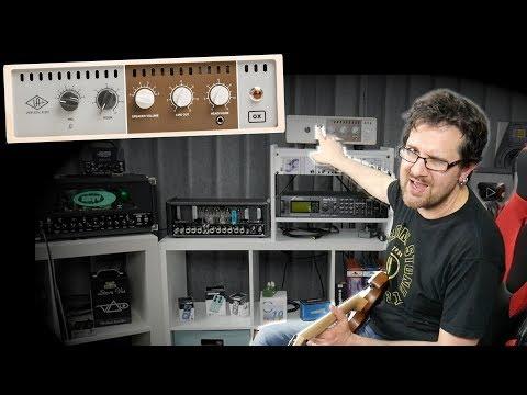 Universal Audio Ox Demo