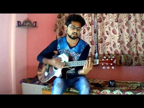 Hangover on the guitar...!!!!! An unplugged cover by Mitul Mewada