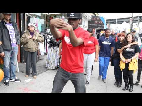 Dancing On The Ave With Street Swag Riddim | Og-Dj.paco & Fyre Zone