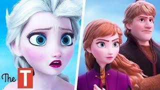 Frozen 2: Where Elsa And Anna Are Actually Going