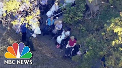 Health Aids Evacuate 115 Patients From Powerless Rehab Center | NBC News