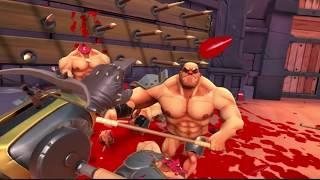 GORN VR IV : Terminator Gadget
