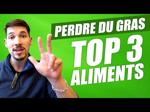 TOP 3 MEILLEURS ALIMENTS Pour PERDRE DU GRAS  (feat. AL Cukovic)