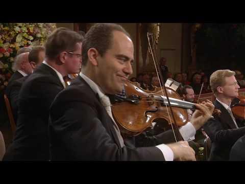 Vienna Philharmonic - New Year's Concert 2019 (Highlights)