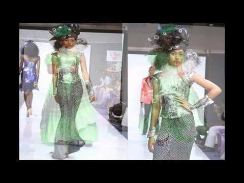 Modela Couture collection at Nigeria Television Fashion show (NTFS NOVEMBER EDITION) 2014
