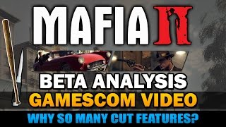 Mafia 2 - Beta Analysis [Compilation]