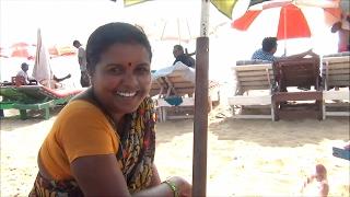Candolim Beach Goa, India