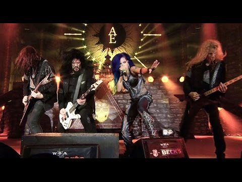 ARCH ENEMY - As The Stages Burn! (Album Trailer)