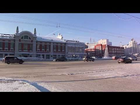 Lenin Sq., Novosibirsk, Площадь Ленина, Новосибирск