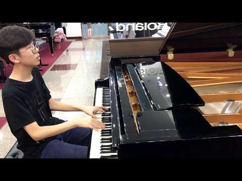 Summertime(George Gershwin) Jazz Piano - Arranged by Yohan Kim