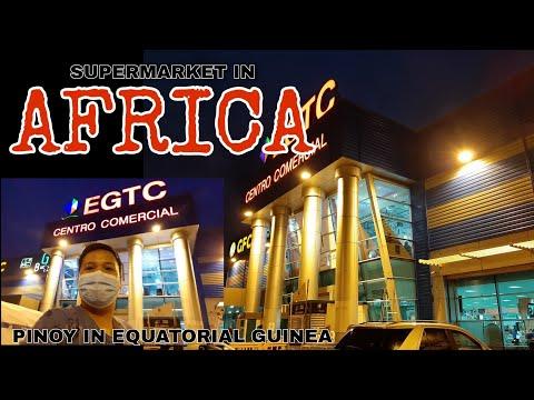 Ano mabibili sa supermarket dito sa Africa?