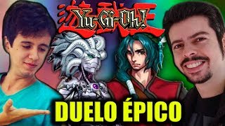 DUELO ÉPICO! Cabeça DARK WORLD x Zeh BURNING ABYSS!!
