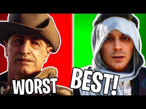 RANKING EVERY WAR STORY IN BF1 FROM WORST TO BEST! | Battlefield 1