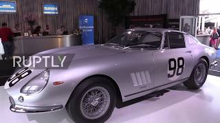 USA  Vintage Ferrari 275 GTB/C expected to go for  mil at auction