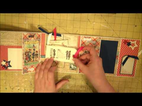 Mini Flip Book by Gloria Stengel