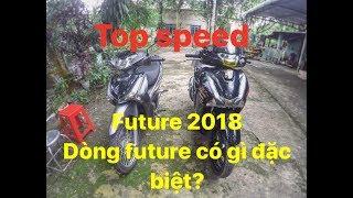 Future 2018 có đáng bỏ 33 triệu để mua 1 chiếc xe số? tản mạn về dòng Future các đời, top speed!