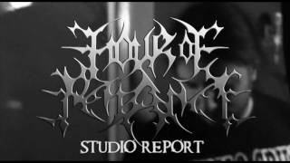 "Hour of Penance - the making of ""Sedition,"" part 1"