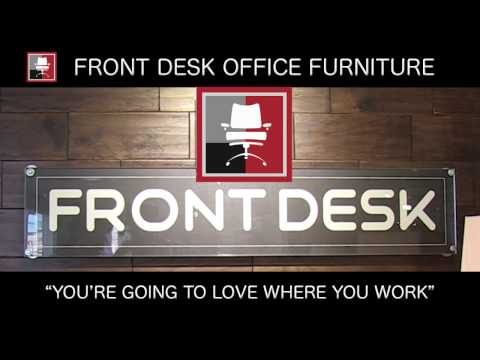 Front Desk Office Furniture, Dallas, TX