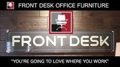 Front Desk Office Furniture, Dallas, TX