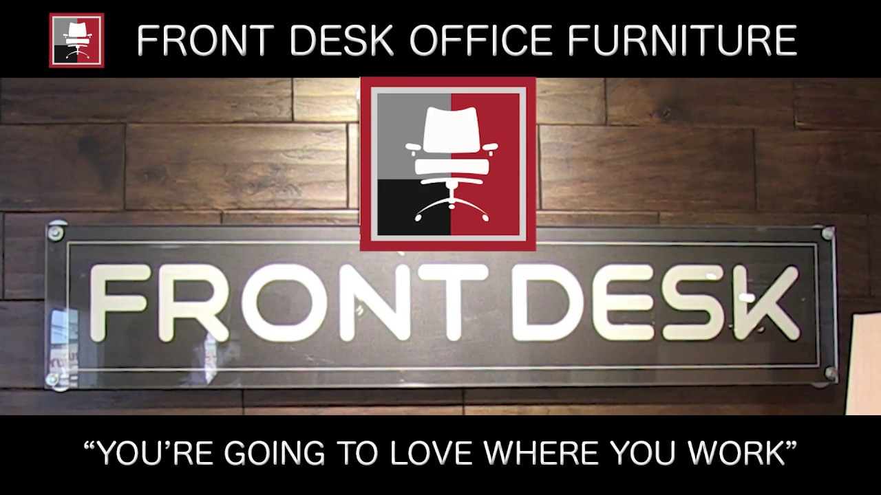 Front Desk Office Furniture Dallas TX