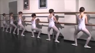 Балетт для детей   Уроки растяжки