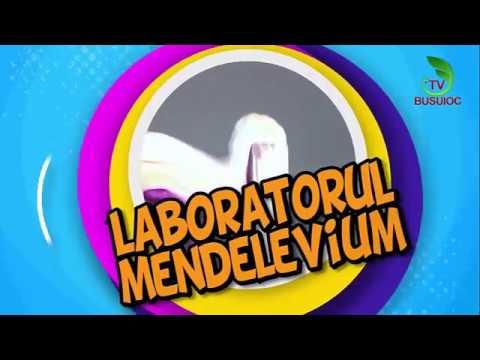 Mendelevium la Busuioc TV (Editia №3)