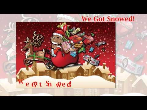 Let It Snow! - WE GOT SNOWED!