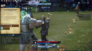 TERA: The Exiled Realm of Arborea (PC) gameplay