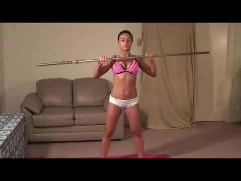 Bikini Sexy Butt Fitness Home Workout 2020