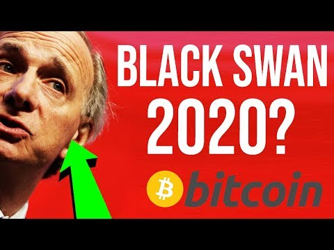 Dalio: BLACK SWAN 2020?! 🔴 Bitcoin Paradigm Starting