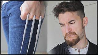 vuclip Wolverine Claws Problems (X-Men)