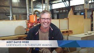 Sw Tafe - David Webb - Cabinet Making
