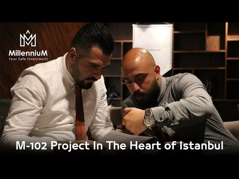 M-102 Project.. In Basen Express The Heart Of Istanbul