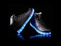 Svíticí LED  boty / tenisky 3 barev, vel. 34-46 Bali?ek z Aliexpress