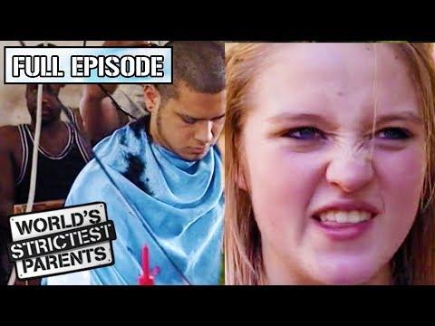 The Kenya Family | Full Episodes | World's Strictest Parents UK