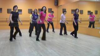 Try Again - Line Dance (Dance & Teach in English & 中文)