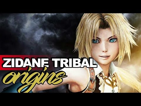 Final Fantasy 9 Lore ► Zidane Tribals Origins Explained (The Angel of Death)