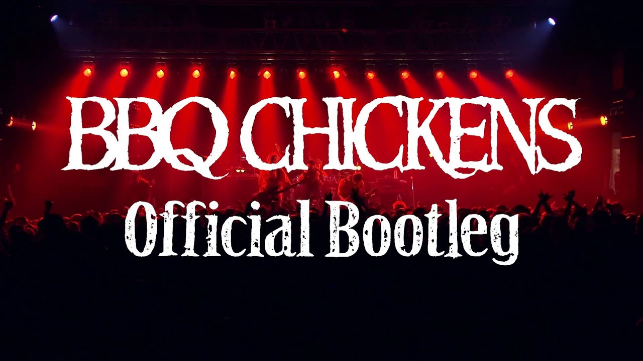 BBQ CHIKENS DVD