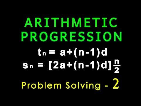 Solved algebra problems