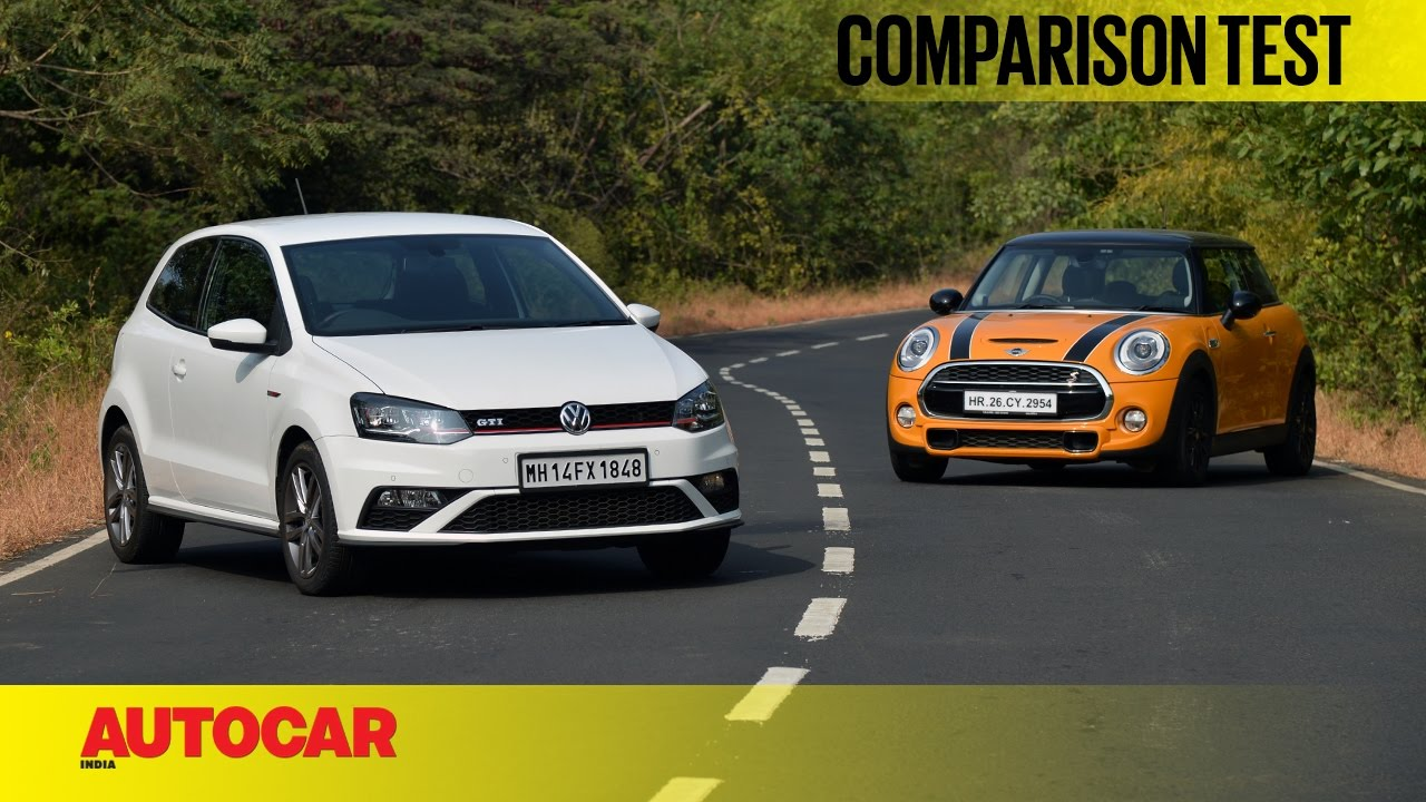 Mini Cooper S Vs Volkswagen Gti Comparison Test Autocar India