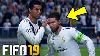 SEBAGUS APA FIFA 19 DEMO??? - REAL MADRID VS JUVENTUS (FIFA 19 INDONESIA)