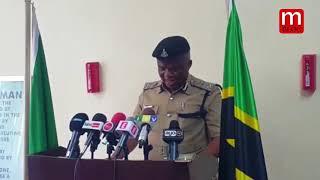 Ripoti ya  Polisi Kuhusu Tukio la Mlipuko Ofisi za Mawakili