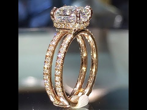 best top round pave simple rings engagements jewellery diamond and pin engagement beautiful band ring