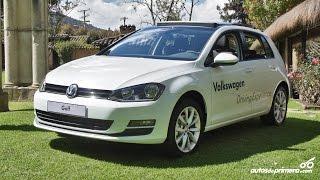 Lanzamiento nuevo Volkswagen Golf 2015 en Colombia.
