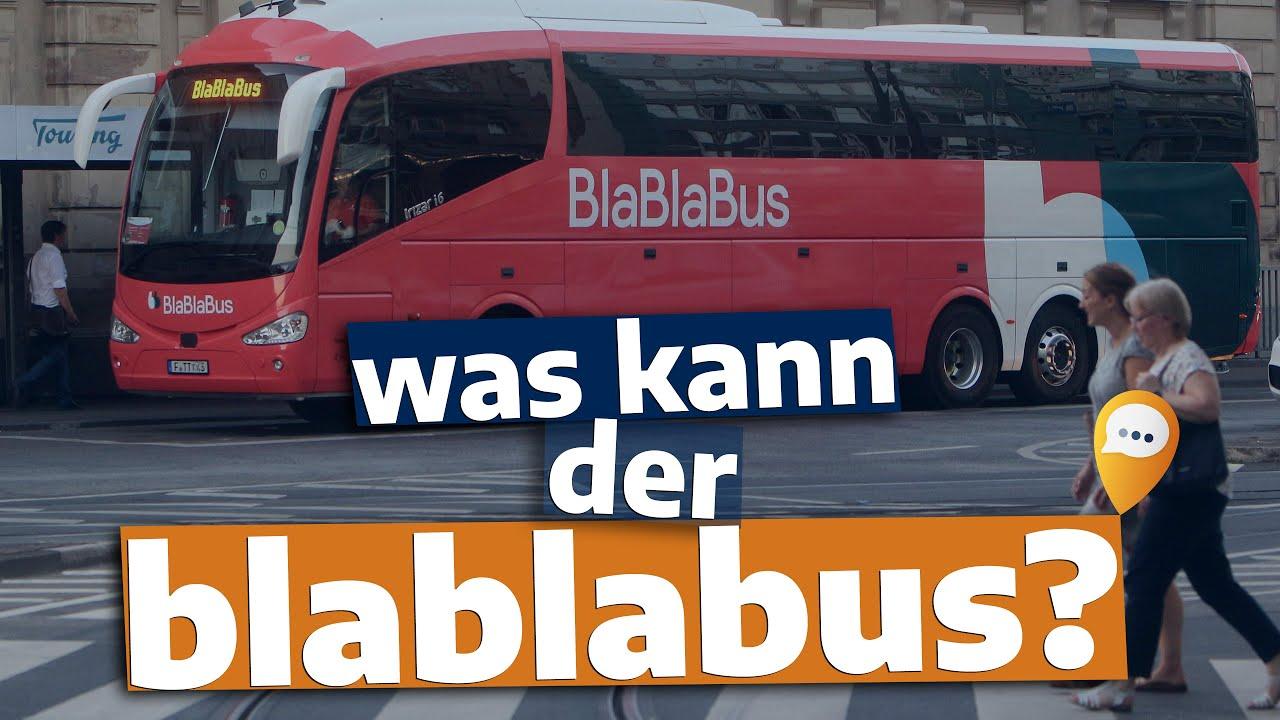 Tickets Für 99 Cent Was Kann Flixbus Konkurrent Blablabus