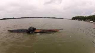 Forward Finishing Kayak Roll Training Techniques