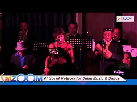 Sonora Ponceña con Yolanda Rivera Sabado de Gloria 2015 (Live Performance)