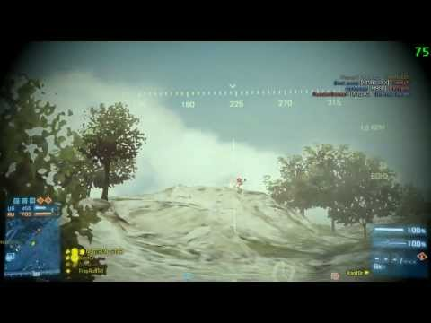 Battlefield 3 Getting the 100 Mobile Anti-Air Service Star